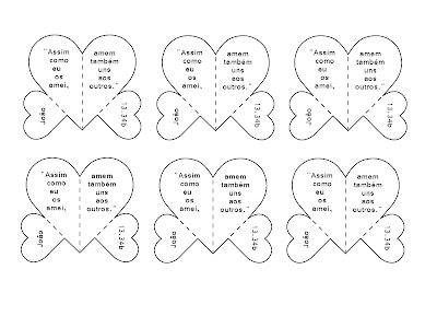 Image result for cartão de memoria com versiculos para criança pintar