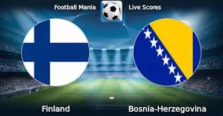 Финляндия – Босния и Герцеговина  смотреть онлайн бесплатно 8 июня 2019 прямая трансляция в 19:00 МСК.