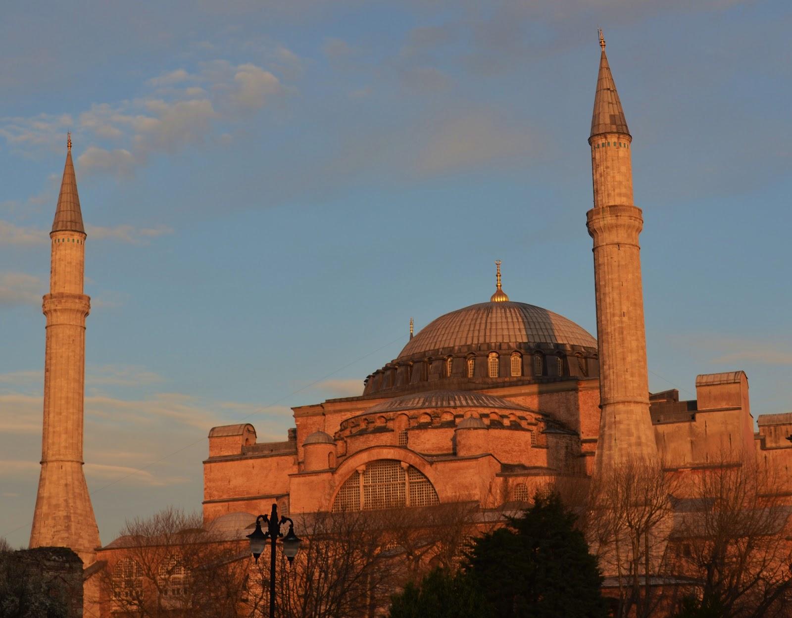 American Homestead: The Hagia Sophia