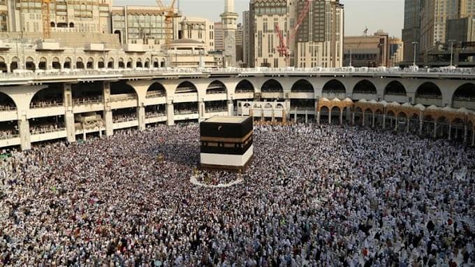 Saudi King Salman invites Qatar pilgrims to Hajj