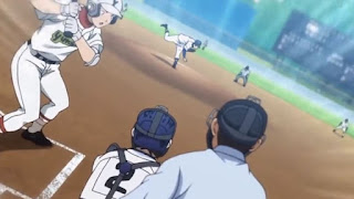 Diamond no Ace: Act II Episodio 49