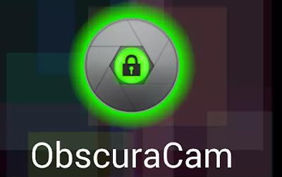 تطبيق ObscuraCam