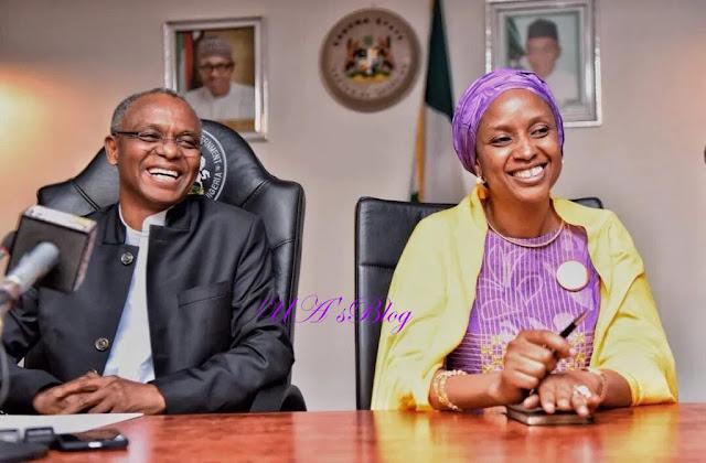 El-Rufai Is Not My Boyfriend, He is My Mentor - Hadiza Usman