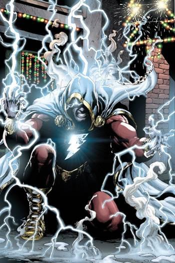 Shazam es el superhéroe mágico de DC