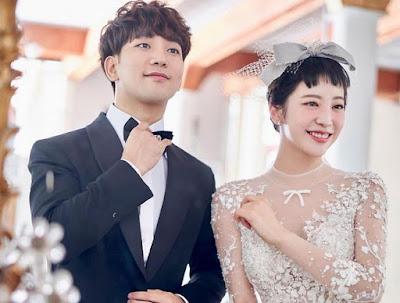 7 Momen Kemesraan G.O MBLAQ dan Choi Ye Seul