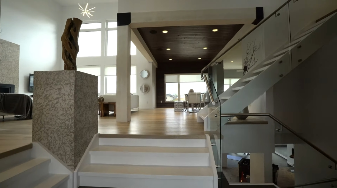 23 Interior Design Photos vs. 35 Trailside Crescent, Winnipeg Luxury Home Tour