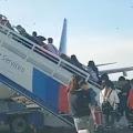 Viral Video Detik-detik Penumpang Sriwijaya Air SJ-182 Masuk ke Dalam Pesawat, Sedih