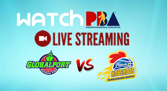 Livestream List: GlobalPort vs Magnolia game live streaming February 16, 2018 PBA Philippine Cup