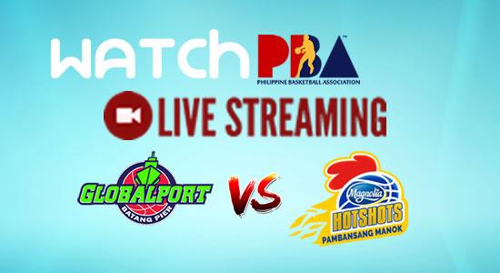 Livestream List: GlobalPort vs Magnolia game live streaming February 16, 2018 PBA Philippine Cup