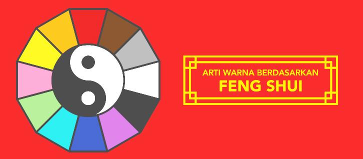 Arti Warna Dalam Ilmu Tata Ruang Cina Atau Fengshui
