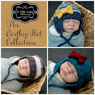 http://www.ravelry.com/patterns/sources/the-earflap-hat-collection