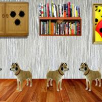 Games2Mad - G2M Dog Room Escape