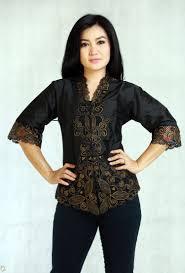 Model Pakaian Kebaya Muslim Murah Terbaru