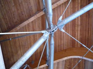 Auditorio Musica Renzo Piano Estrutura madeira aco - O auditório de música de Renzo Piano
