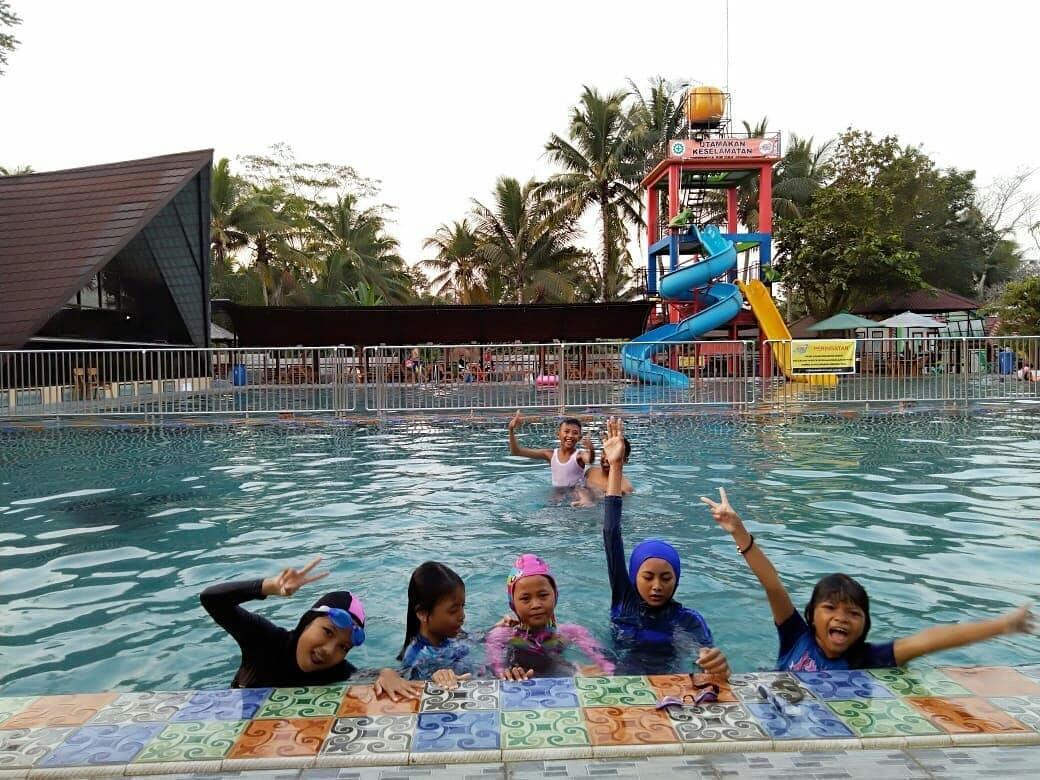 Harga Tiket Masuk Danuwo Waterpark Boyolali