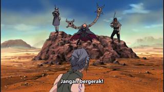 Download Naruto Shipudden: Bertahan Hidup di Gurun Pasir 399 Subtitle Indonesia
