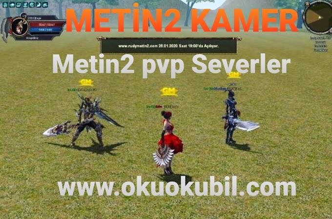 Metin2 Kamer Launch ModPL 7x, Farm Botu, Oto Basma Hilesi İndir 2020