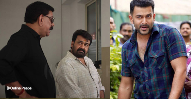 Prithviraj And Priyadarshan Unites For a Movie