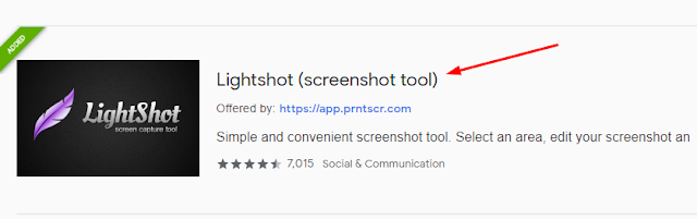 Lightshot-Best Google Chrome Extension