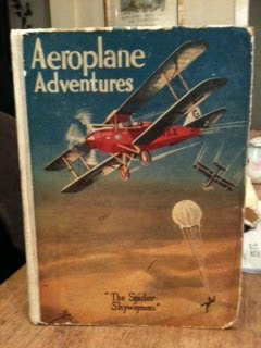 Image for Aeroplane Adventures by Jackson, G. G.