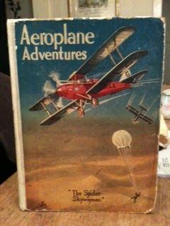 Aeroplane Adventures, Jackson, G. G.