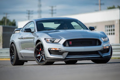 2020 Ford Mustang Shelby GT350 Review