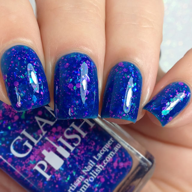 Glam Polish-Beware Of Hitchhiking Ghosts