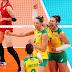 Brasil vence Japão por três sets a zero no vôlei feminino