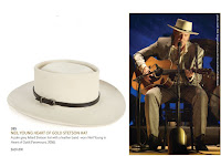 Neil Young Stetson