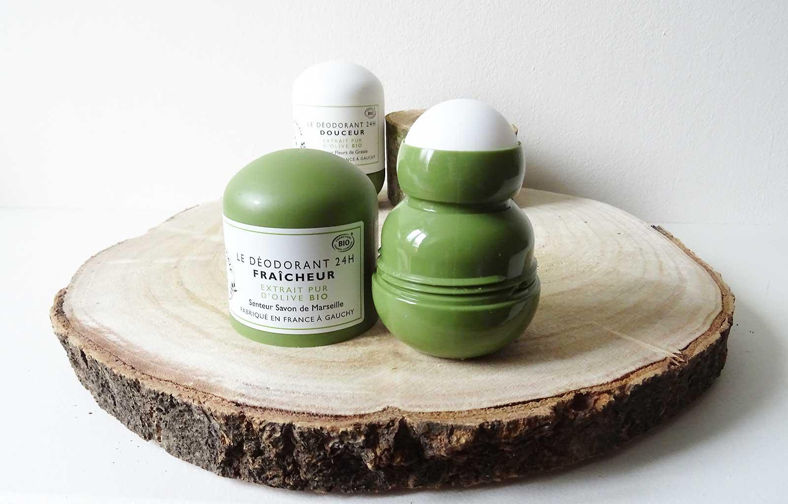 La Provençale déodorants bio naturels