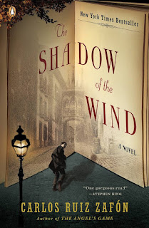 The Shadow of the Wind - Carlos Ruiz Zafon [kindle] [mobi]