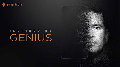 Sachin Tendulkar,Smartron srt.phone Smartphone With 4GB RAM Launched in India: Full Specifications, Pricing & Availability 1