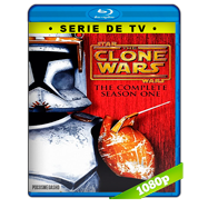 Star Wars: La guerra de los clones (2008-2009) Temporada 1 Completa BRRip 1080p Audio Dual Latino-Ingles