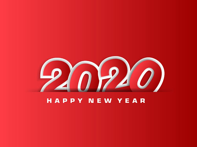 Happy New Year 2020 Wallpaper Images Photo Pictures HD