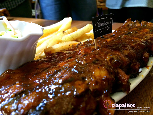 Morganfield's Manila Jim Beam Ribs