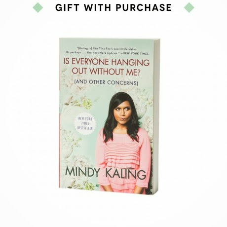 Birchbox Book Club Is Everyone Hanging Out Without Me And Other Concerns By Mindy Kaling
