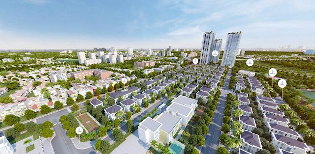 Dự án chung cư Vinhomes Green Bay