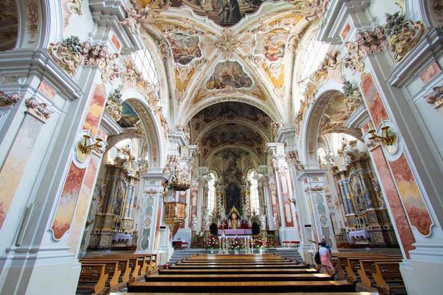 Chiesa della Madonna-Abbazia di Novacella-Alto Adige