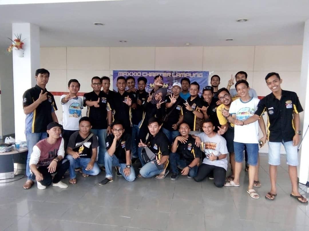 MAXXIO Chapter Lampung Bikin Kopdar yang Berbeda