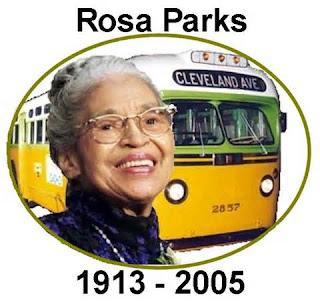 Rosa Parks روزا باركس