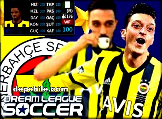 DLS 21 Fenerbahçe Yaması İndir Mesut Özil Kadroda Yeni