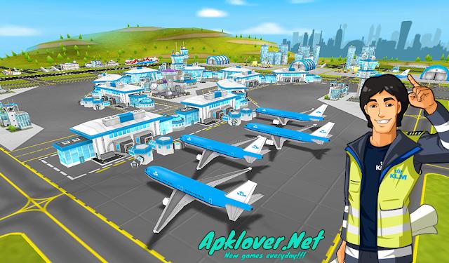 Aviation Empire MOD APK unlimited money