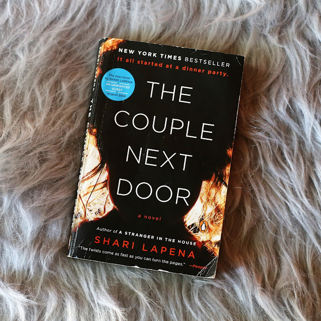 The Couple Next Door by Shari Lapena review