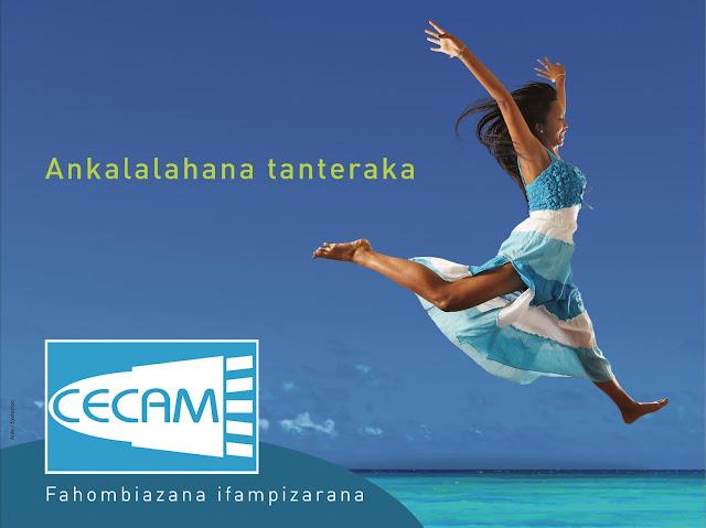 Affiche 4x3 Cecam : micro-crédit à Madagascar