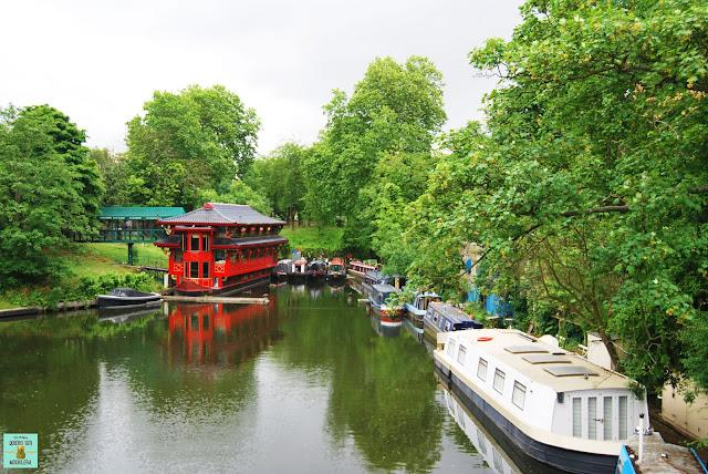 Little Venice en Londres