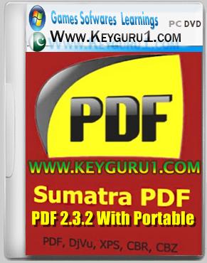 Latest Free Smallest PDF Reader) Sumatra PDF 2 3 2 Full