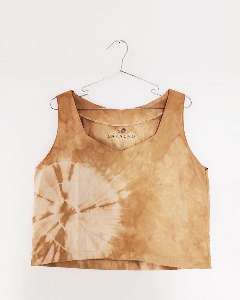 tintes naturales para la ropa