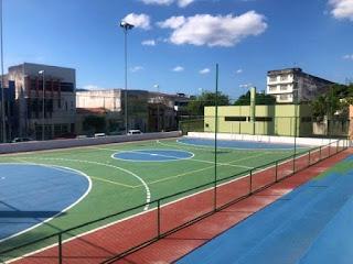 Obras esportivas avançam por diversas cidades do interior baiano