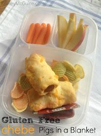 Gluten Free & Allergy Friendly: Lunch Made Easy: Chebe Gluten Free Mix ...