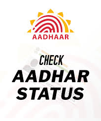 Check Aadhaar status online. Here's how